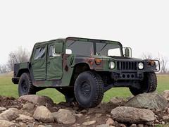 HMMWV M998 (Vehicle Tim) Tags: hmmwv hummer humvee 4x4 allrad gelndewagen military militr armee army us usa fahrzeug