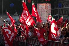 IMGP8783 (i'gore) Tags: roma cgil sindacato lavoro diritti giustizia pace tutele compleanno anniversario 110anni cultura musica