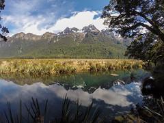 361 - Mirror Lake face aux Earl Mountains