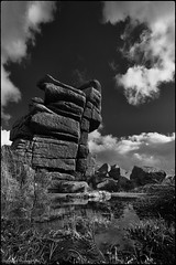 Staple Tor (Maxwell Law Photography LRPS) Tags: 36616273 dartmoor tor