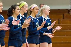 2016-10-14 Trinity VB vs Conn College - 0018 (BantamSports) Tags: 2016 bantams college conncollege connecticut d3 fall hartford nescac trinity women ncaa volleyball camels