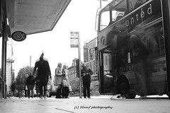 Ghosts hunted in Leeds. ((c) MAMF photography..) Tags: blackandwhite blackwhite britain bw biancoenero blancoynegro blanco blancoenero bus busy city candid england enblancoynegro flickrcom flickr google googleimages gb greatbritain greatphotographers greatphoto inbiancoenero image imageblur leeds ls1 leedscitycentre citycentre mamfphotography mamf monochrome nikon noiretblanc noir negro north nikond7100 northernengland onthestreet photography pretoebranco photo people road schwarzundweis schwarz street town traffic uk unitedkingdom upnorth variablendfilter westyorkshire yorkshire zwartenwit zwartwit zwart