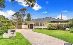 40 Balook Crescent, Bradbury NSW