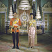 1960 Bangkok 1960 - Thai King & Queen by John Dominis