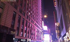 NYCC 2016 70 Nighttime in Newy York (Cosmic Times) Tags: nycc nycc2016 cosmic times