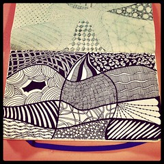 Zentangle 5 (jennyfercervantes-ng) Tags: zenspirationzentangle zendoodle zentangleartzentanglefigures art illustration artistsketch pen artsy masterpieceartoftheday colored inkdrawingmoleskine sharpiepens sharpiesunipin coloringpage coloringbookphcoloringpageforadults coloringpagephziabyjenny