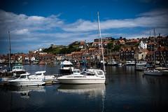 harbour area (pamelaadam) Tags: whitby engerlandshire sea boat summer august 2016 holiday2016 digital fotolog thebiggestgroup