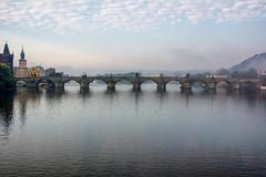 Charles Bridge (dxd379) Tags: bridge stonebridge charlesbridge czechrepublic europe river nikon d7100 vlatava karlvmost