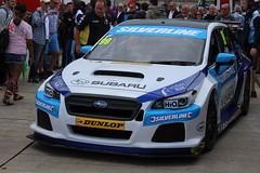 2016 Subaru Levorg (Crackers250) Tags: goodwood fos festivalofspeed 2016 motorsport hillclimb btcc britishtouringcarchampionship touringcar subaru levorg jasonplato racing car