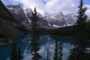 Moraine Lake (Larry Myhre) Tags: moraine lake mountains banffnationalpark alberta canada rockymountains canadianrockies valleyofthetenpeaks bcalbertasept2016