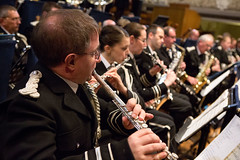 A Musical Showcase (Greater Manchester Police) Tags: greatermanchesterpoliceband policeband victoriahall bolton concert music