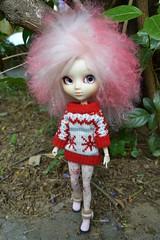 DSC_4672 (DollEmiou) Tags: kotori pulliptiphona custo mohair pink obitsu cutedoll doll pullip