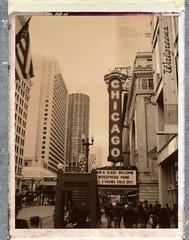 (er_code_blue) Tags: polaroidweek film chicago chocolate packfilm instant expired 195 polaroid
