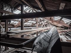 Bauhaus-Museum (lars_uhlig) Tags: 2016 deutschland germany theaterplatz weimar thringen bauhausmuseum museum bauhaus dachwerk dach roof stucture dachstuhl