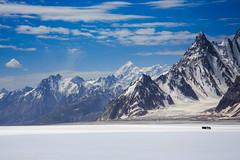 White Empty Wilderness. . . . (ZaIGHaM-IslaM) Tags: snowlake mountains pakistan zagham zumi mountain wssa wilderness snow ice