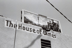 Canonet House of Dimes 2 () Tags: classic retro vintage 35mm film camera analog losangekes la california history hollywood west coast noir artdeco neon sign closed abandoned ghost architecture design beauxarts spanish