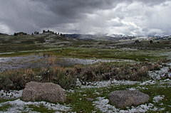 Stormfront (dbushue) Tags: snow mountains nature clouds landscape spring nikon valley yellowstonenationalpark wyoming 2012 ynp cloudburst stormfront coth supershot absolutelystunningscapes damniwishidtakenthat coth5 dailynaturetnc13