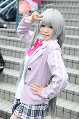 MiNe-5DII_103-5266RG (MiNe (sfmine79)) Tags: photo spring cosplay taiwan rainy gps   canonef2470mmf28lusm fancyfrontier canoneos5dmarkii