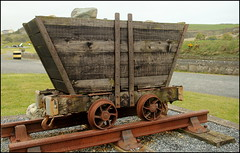 19thC mine wagon (catb -) Tags: ireland wagon rust mine mining copper cart waterford fa bunmahon