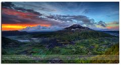 -- The Mount Batur -- (Lim Su Seng) Tags: bali cloud sun clouds sunrise canon landscape blacksand hdr hdri kintamani mountbatur leefilter leend09 canonef1635 canon5dmkiii ssphotography leeproglass leeproglassnd09 amazedbylite