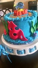 Finding Nemo Dory Cake (3) (Nola Party Boutique) Tags: cake finding nemo dora nolapartyboutique