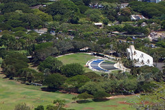 DSCN2386A - Outdoor Concert Hall In Honolulu (PryanksterDave (Dave Price)) Tags: 2016 hawaii trip travel diamondhead