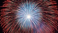 big explosion (peaceful-jp-scenery) Tags: fireworks display summer festival kanaya oigawa         sony 99 a99 slta99v amount sal1635z variosonnart1635mmf28zassm carlzeiss 2