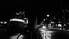 A rainy night in Stockholm (mpersson60) Tags: sverige sweden stockholm sdermlarstrand bt boat nattbild nightphoto natt night vatten water