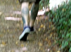 Bewegung   /   Move (to.wi) Tags: wanderer towi ttowierung unschrfe bewegung bewegungsunschrfe