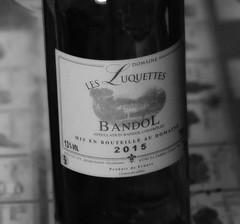 Bandol ros (Ju'Dum) Tags: white black noir blanc ros bandol 2015 vin