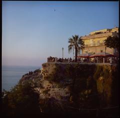 Tropea, Italy (OQ62) Tags: 120 calabria italy yashicamat124g analog film fujiprovia100f italia mediumformat square tropea epsonv700 6x6 yashica mat124 g tlr fuji provia 100