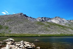 Mountain Lake (Patricia Henschen) Tags: summitlake denvermountainparks park lake mountains alpine mtevansscenicbyway mtevans scenicbyway idahosprings colorado