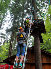 P8234073e (topzdk) Tags: treeclimbing summer 2016 czechrepublic ski slope lanovy park