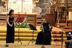 Marina Hermida y Nerea Rodríguez, dúo Fírveda 2