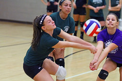 IMG_6441 (SJH Foto) Tags: girls volleyball high school scrimmage northstar boswell pa pennsylvania action shot