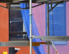 Red + Blue = Purple (Barbro_Uppsala) Tags: uppsala sweden red blue purple fs160925 fotosndag fotosondag gillalila