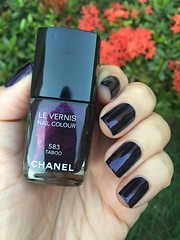 Chanel - Taboo (Jane Iris) Tags: chanel nail polish esmalte unhas purple roxo