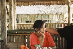 (Sebastian Susilo) Tags: philippines thephilippines cebu bohol island sea ocean summer 2016 vacation woman orange