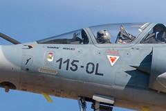 530/115-OL (friedrichkarl18) Tags: 530115ol armedelair ba115 dassault frenchairforce lfmoxog mirage2000b orangecaritat