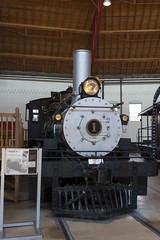 DUG_6848r (crobart) Tags: clinchfield 1 steam engine bo railroad museum railway baltimore train locomotive