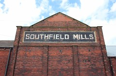 Ghost Sign (Maria Spadafora (@BloodyNoraDJ)) Tags: ghostsign ghostsigns labelscar oldpaintedsigns oldadvertising oldsigns oldbuilding oldpaint signwriting signage morley tingley leeds hidden yorkshire southfieldmills