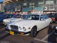 Jaguar XJ6 4.2 Series III (Yohai_Rodin) Tags: classic car five club israel tel aviv 5 cars