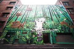 (th3butcherofbilbao) Tags: melbourne street art 12mm voigtlander sonya7ii makatron conrad