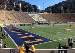 #UCLABruins vs #CalBears () Tags: cal calbears calberkeley californiaberkeley kabamfield kabam calfootball berkeley goldenbears ucberkeley californiamemorialstadium universityofcaliforniaberkeley football collegefootball pac12 eastbay cali californi californie california northerncalifornia norcal       kalifornien  stadium footballstadium grassfield footballfield stadion stade  estadio estdio uclabruins uclafootball ucla iphone iphone5 takenwithaniphone telephone cellphone cell phone gps iphone5capture iphonecapture backcamera mobilephone appleiphone apple sportsaction actionsports cheerleader cheerleaders pompoms