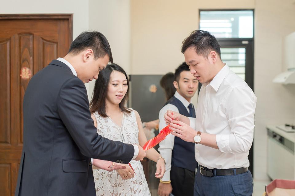 台南婚攝 情定婚宴城堡永康館 婚禮紀錄 C & V 008