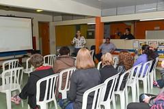 Assinatura de decreto de permisso de fechamento de duas vielas na Vila Dusi - 29/09/2016 - Foto: Wilson Mago (sbc.fotos) Tags: vila dusi decreto permisso