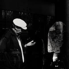 269/366 - Mehrfachbelichtungen / Multiple Exposures (Boris Thaser) Tags: 11 365 366 bekleidung creativecommons doppelbelichtung erwachsener explore flickr fujixt1 fujifilmxt1 geste hand haube jacke kappe kleidung kontrast kopfbedeckung mann mehrfachbelichtung menschen mtze project365 projekt sw schwarzweis strasenfotografie streetphotography szene adult bw blackandwhite bonnet candid cap clothes clothing contrast doubleexposure gesture hat headwear jacket man multipleexposure people photoaday pictureaday project project366 scene street streettog tog ungestellt unposed zweisichtde zweisichtig