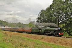 The Icon (JPotz) Tags: severn valley railway pacific power shropshire worcestershire kidderminster bridgnorth steam train flying scotsman 60103 462 a3