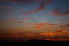 Morning after nightshift 2 / Morgen nach der Nachtschicht (Caledoniafan (Astrid)) Tags: caledoniafan nature natur sunrise sonnenaufgang morgen morning sky himmel wolken clouds colours farben nikon nikoncoolpixl820 nikoncoolpix