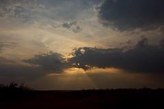 Sunset at Namib (Jos Rambaud) Tags: namibia namib desierto desert arena sand dunas dunes africa rojo red viaje travel traveler naturaleza nature natura trip landscape lands paisaje paysage sunset atardecer nubes clouds storm stormy sky skyscape cielo
